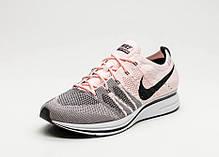 "Кроссовки Nike Flyknit Trainer ""Sunset Tint/Black — White"", фото 3"