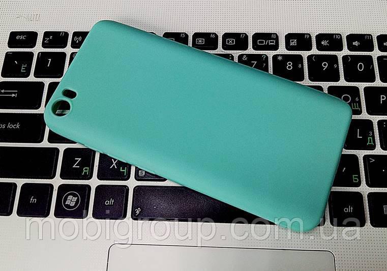 Матовый силиконовый чехол Xiaomi Redmi 5