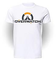 Футболка GeekLand Овервотч Overwatch лого OW.01.001