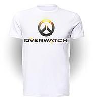 Футболка GeekLand Овервотч Overwatch Logo OW.01.003