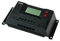 Контроллер заряда аккумулятора Juta (30А, 12/24В, PWM) CM30D