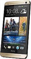 Смартфон HTC 801e One Gold