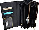 Женский кошелек из натуральной кожи Hassion (10.5x19.5) , фото 4