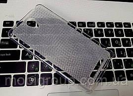 Чехол силиконовый с блестками Xiaomi Note 2