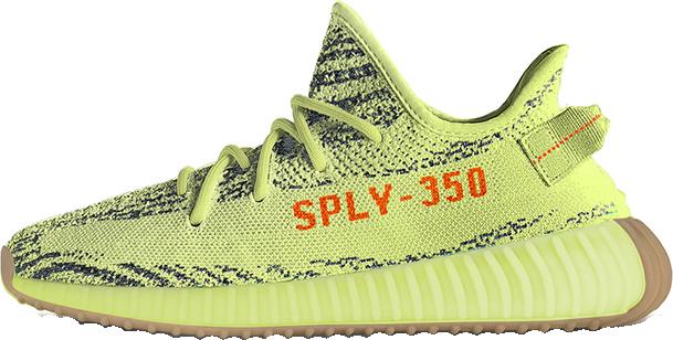 a364d7bdb30c Мужские Кроссовки Adidas Yeezy Boost 350 V2 Semi Frozen Yellow — в  Категории