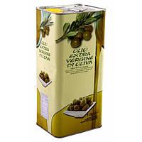Оливковое масло Olio Extra Vergine di Oliva, Италия 5л
