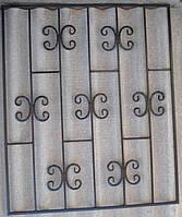Решетка сварная с элементами ковки - 2