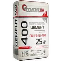 Цемент ПЦ ІІ/Б-Ш-400 25кг