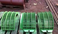 Подбарабанье зерновое John Deere ротор (комплект)