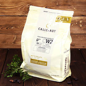 Білий шоколад Barry Callebaut Select CW2-RT-U71, по 2,5 кг