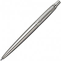 Ручка Parker Шариковая JOTTER Premium Shiny SS Chiselled BP (15 332S) (3501170905531)