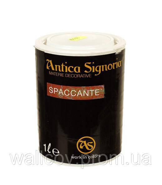 Крекинг лак SPACCANTE. Antica Signoria