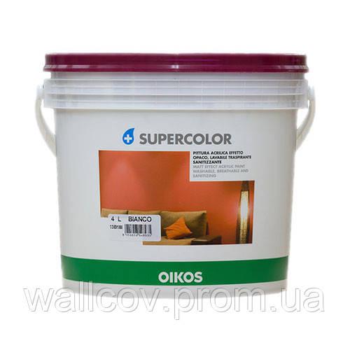 Краска акриловая Supercolor. Oikos