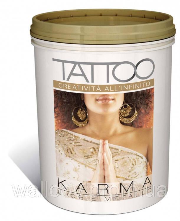 Декоративная краска Karma base Bronze(Бронза). Tattoo