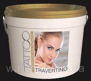 Декоративная штукатурка Marmorino/Travertino. Tattoo 15л, фото 2