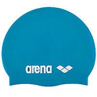 Силиконовая шапочка для плавания и бассейна