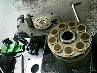 Ремонт гідромотора грузовой лебедки МГП 112/32 (303.3.112.501)