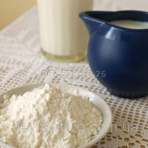 Сухе Незбиране Молоко ГОСТ