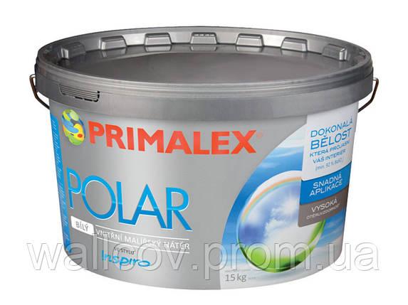 Белая краска Primalex Polar (Прималекс Полар) 1кг, фото 2
