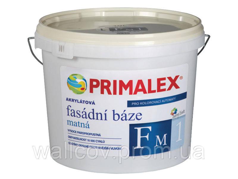 Фасадная краска Primalex Fasad FM1.