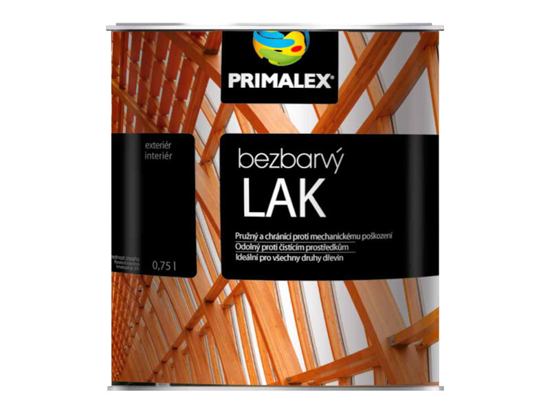 Лазурь по дереву Primalex толстослойная 0,75л