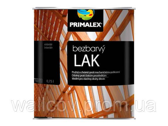 Лазурь по дереву Primalex толстослойная 0,75л, фото 2