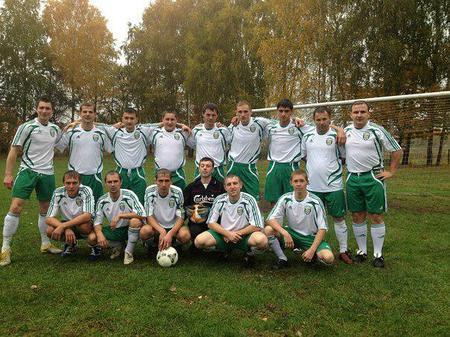 Футбольная форма A009