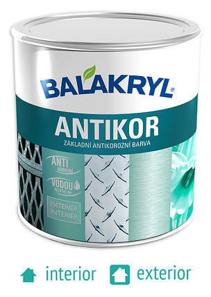 Антикоррозийная краска Balakryl Antikor., фото 2