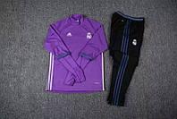 Тренировочный костюм Реал Мадрид, Real Madrid, Adidas, Адидас 17/18