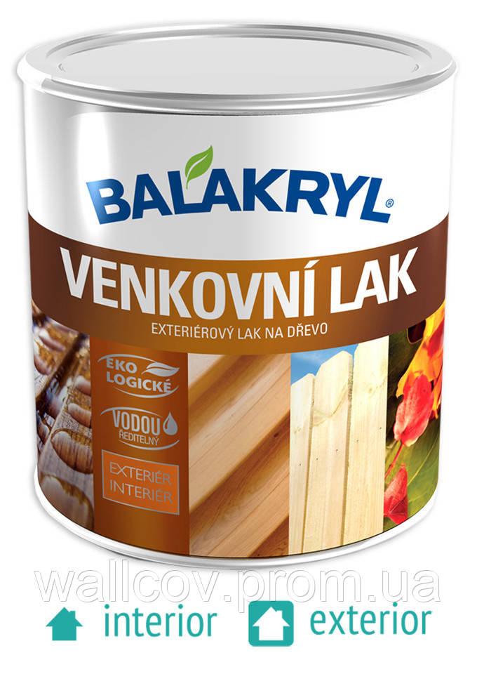 Лак для дерева Balakryl 0,7л
