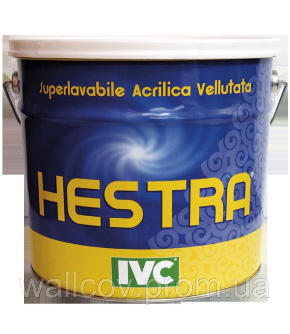 Краска акриловая глубоко матовая Hestra (IVC)