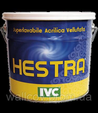 Краска акриловая глубоко матовая Hestra (IVC), фото 2