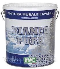 Краска-грунт акриловая (прозрачная база) Bianco Puro  Сonverter (IVC)