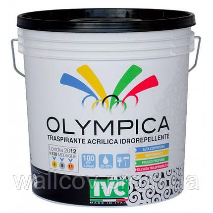 Краска акриловая матовая Olympica (IVC), фото 2