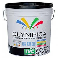 Краска акриловая матовая Olympica (IVC)