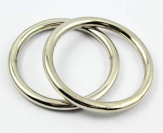 Металлические кольца, полукольца
