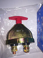 Выключатель массы 24В 200А Даф Ман Скания Вольво маса 24