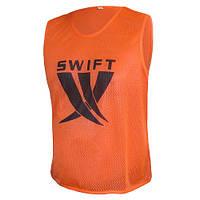 Манишка (сетка) оранжевая Swift Training Bib 35-12
