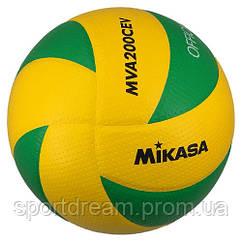 Мяч волейбольный Mikasa MVA 200 Cev 745