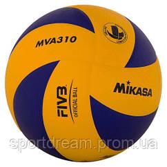 Мяч волейбольный Mikasa MVA 310 613