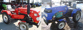 Новинка! Мини-трактор Xingtai Т-24РМН