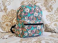 Женский рюкзак Часики, фото 1