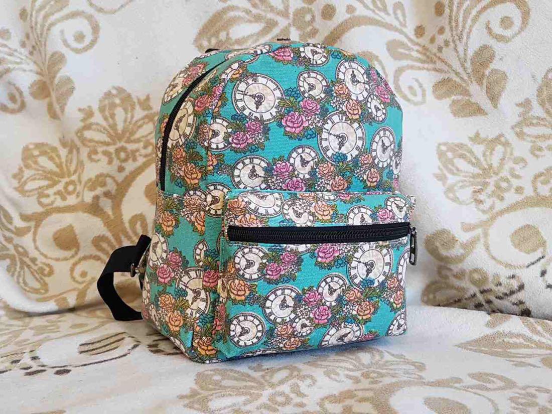 Женский рюкзак Часики