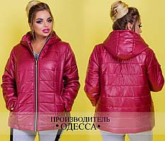 Куртка стеганая женская в расцветках 21435