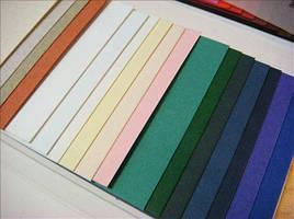 Бумага для рисования Fabriano 16F4102 №2 д/паст Tiziano А4  160г/м2, среднее зерно кремовый