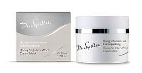 Увлажняющая и успокаивающая крем-маска с маслом зверобоя, 50 ml