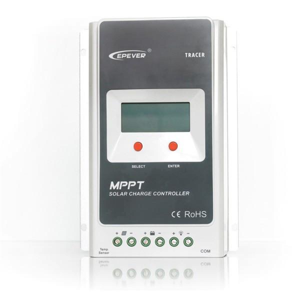 Контроллер заряда солнечной батареи MPPT EPSolar 40А-12/24В Tracer-4210A