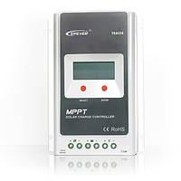 Контроллер заряда солнечной батареи MPPT EPSolar 10А-12/24В Tracer-1210A, фото 1