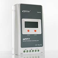 Контроллер заряда солнечной батареи MPPT EPSolar 40А-12/24В Tracer-4210A, фото 2