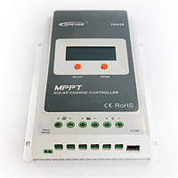 Контроллер заряда солнечной батареи MPPT EPSolar 40А-12/24В Tracer-4210A, фото 3